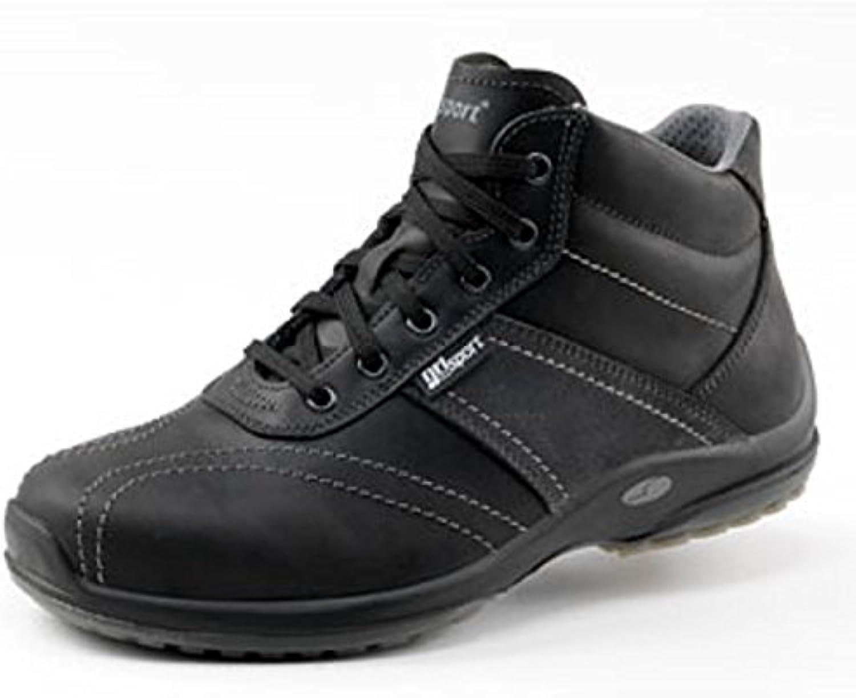 Grisport grs928 – 45 tendencia botas de seguridad, tamaño: 45, negro (Pack de 2)