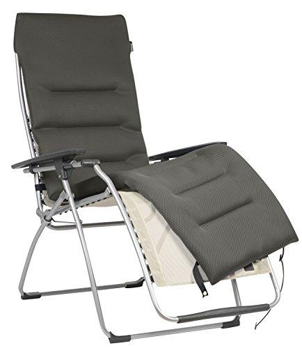 Lafuma LFM2604_7806 - Surmatelas rembourré Air Comfort pour fauteuil relax
