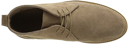Kickers Tyl, Chaussures Lacées Homme Beige