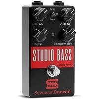Pedal de bajo Seymour Duncan Studio Bass Compressor
