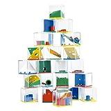 DISOK Lotto di 24 Giochi di abilità - Giochi di abilità per Bambini, Adulti