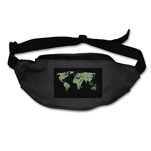 Waist Bag Fanny Pack Money Map Pouch Running Belt Travel Pocket Outdoor Sports