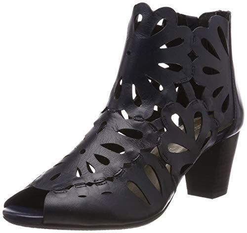 Gerry Weber Shoes Damen Lotta 17 Stiefeletten Blau (Ocean 530) 37 EU