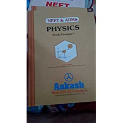 Akash study material physics 3 books