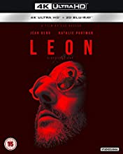 Leon: Director's Cut 4K [Blu-ray] [2019] [Region Free]