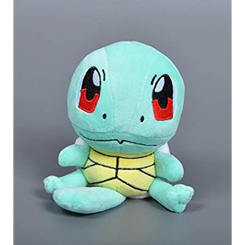 Pokemon: Squirtle juguete de peluche (Single)