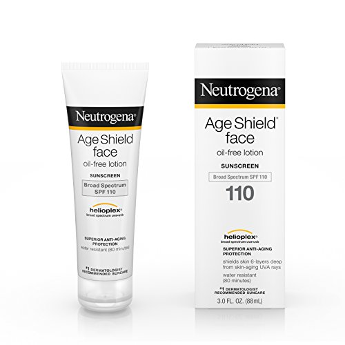 Neutrogena Age Shield Face Lotion SPF 110, 1er Pack (1 x 88 ml) -