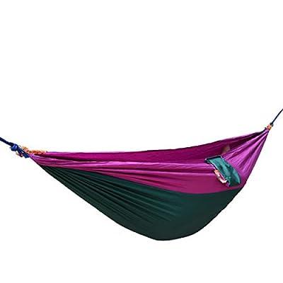 Portable Outdoor Hinterhof Camping Indoor Hängematte. von XERTXS bei Gartenmöbel von Du und Dein Garten