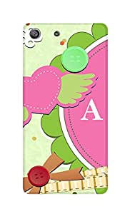 SWAG my CASE Printed Back Cover for Sony Xperia M5