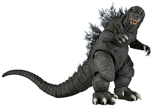 Godzilla Head to Tail Actionfigur 2001 Godzilla 30 cm (Godzilla Mothra Spielzeug)