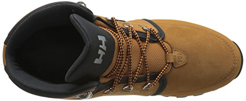 Helly Hansen Koppervik, Stivali da Escursionismo Uomo Beige (NEW WHEAT / BLACK / NATURA 724)