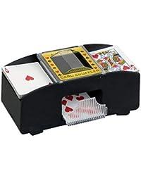 WINBST Mezclador automático de Tarjetas Profesional Mezclador automático de Tarjetas de Alta Velocidad Mezclador de Tarjetas Alimentado por batería