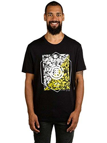 Element Tilt T-Shirt Flint Black