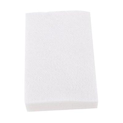 B Baosity Set of 80 Face Paper Sheet, Skin Moisturizing Paper Mask (White) from B Baosity