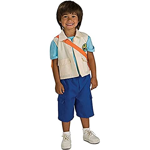 DIEGO DELUXE CHILD MEDIUM - Deluxe Diego