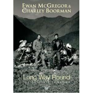 Ewan McGregor - Long Way Round (2 Discs)
