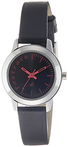 Fastrack Fundamentals Analog Black Dial Women's Watch - 68008SL02