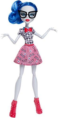 MONSTER HIGH Puppe - Geek Shriek Ghoulia Yelps