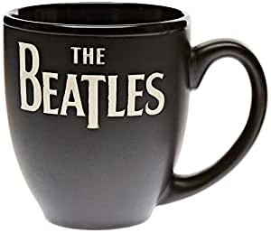 Lasgo Beatles Tazza Drop T Logo, Ceramica, Multicolore, 12x10.8x9.2 cm