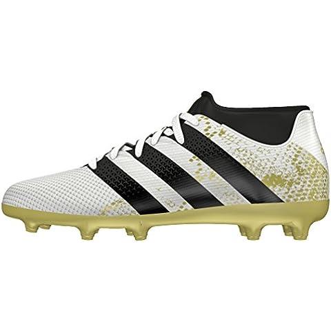 adidas Ace 16.3 Primemesh Fg/ag J, Botas de Fútbol Para Niños