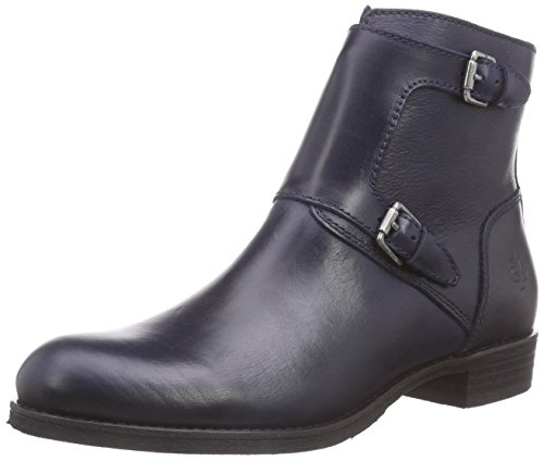 Marc O'Polo - Stiefelette, Stivaletti da donna, blu (877 royal blue), 38