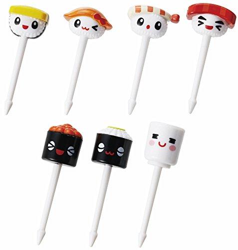Pics Cute P Von (casabento–Stachelreihe Bento Sushi und Maki)
