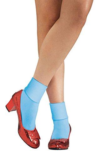 Rubie's offizielle rote Pailletten-Schuhe von Dorothy aus der Zauberer von Oz, (Zauberer Aus Dorothy Von Kostüme Oz Der)
