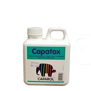 Caparol - Capatox 1 Liter- Algenentferner - Moosentferner - Schimmelentferner