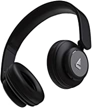 boAt Rockerz 450 Wireless Bluetooth Headphone with Up to 8H Playback, Adaptive Lightweight Design, Immersive A