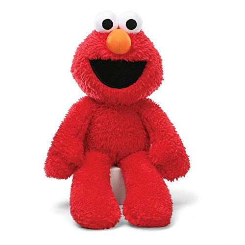 Gund 320428 - Take Along Stuffed Elmo