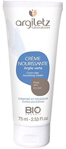 Argiletz Crème Nourrissante Pieds Secs Bio 75 ml