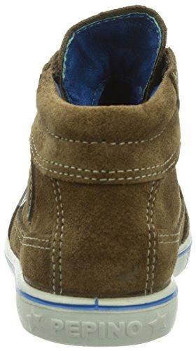 Ricosta Roli Jungen Hohe Sneakers Braun (hazel 265)