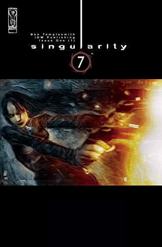 Singularity 7 #1 book cover
