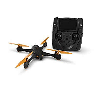Goolsky Hubsan H507D X4 STAR 720P Camera FPV Drone Altitude Hold Follow Me Mode GPS RC Quadcopter RTF by Goolsky