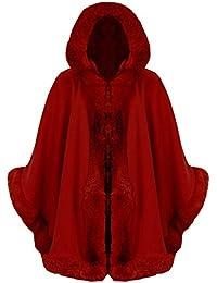 suchergebnis auf f r rotes cape mit kapuze bekleidung. Black Bedroom Furniture Sets. Home Design Ideas