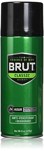 Brut Anti-Perspirant and Deodorant Spray Original 175 ml (Deodorants) - Protection Anti Perspirant Deodorant Spray