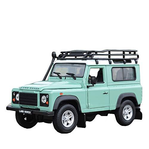 Automodell - Kollektion Für Erwachsene/Kinderspielzeug 1:24 Druckguss, Fertiges Modell/Dekoration, Zinklegierung-Geschenk,A