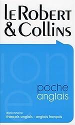 Le Robert & Collins poche : Dictionnaire français-anglais-anglais français