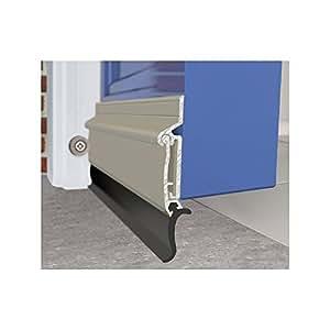 exitex bas de porte 914 mm 91 4 cm moulin joint de porte automatique bricolage. Black Bedroom Furniture Sets. Home Design Ideas