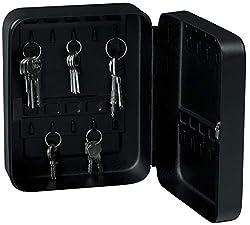 Yale YKB/540/CB2 Schlüsselkasten Schlüsselbox Modell-Kombination, schwarz, 30 x 24 x 8 cm