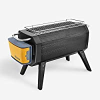 BioLite FirePit Outdoor Smokeless Fire Pit and Grill