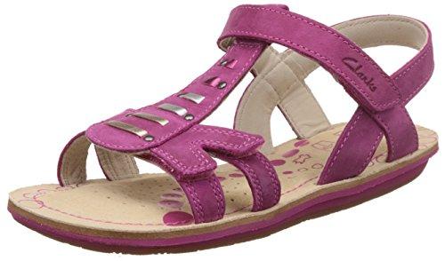 Clarks Girl's Ayla Moon Fashion Sandals