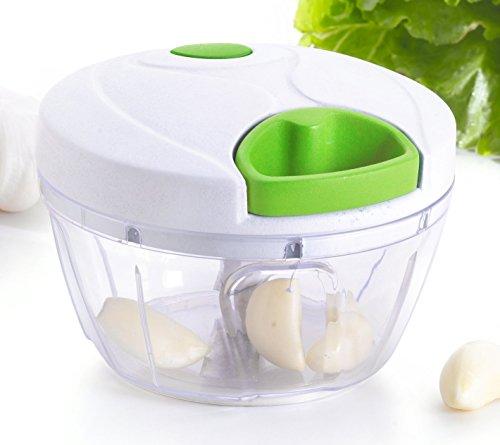 Universal-Zerkleinerer mit Zugmechanismus, für Gemüse / Kräuter