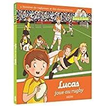 Lucas joue au rugby - Auzou