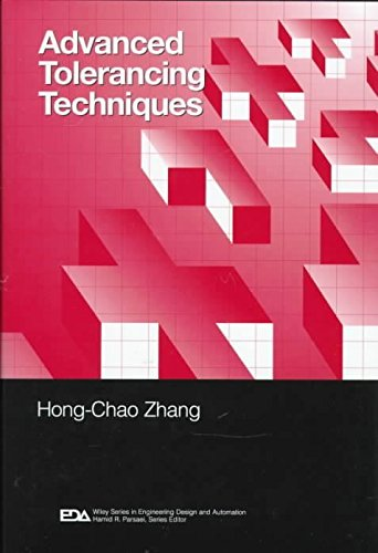 [(Advanced Tolerancing Techniques)] [By (author) Hong-Chao Zhang] published on (October, 1997)