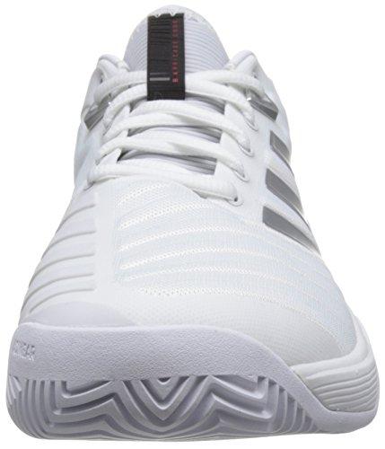 adidas Barricade 2018 Boost Tennisschuh - SS18 White