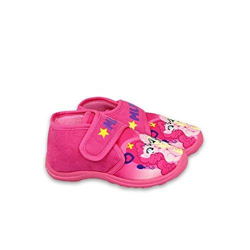 Hasbro My Little Pony - Tolle Geschenkidee für Kinder - Hausschuhe/Laufschuhe/Pantoffeln für Mädchen Pink (29)