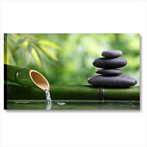 Leinwandbild Leinwandbild Zen