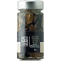 Rebanadas de trufa negra (Tuber aestivum Vitt.) en aceite de oliva 90gr - Bernardini Tartufi