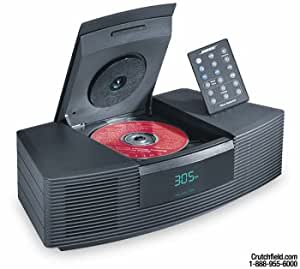 bose wave radio cd alarm clock electronics. Black Bedroom Furniture Sets. Home Design Ideas